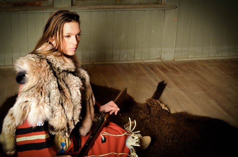ClarissaHelman-Native American