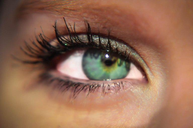 Eye enhanced